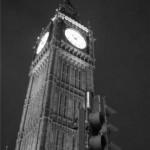 Il Big Ben, uno dei simboli di Londra